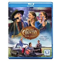 Warner home video pure country 3-pure heart (blu-ray/ws 1.78/esdh-latin sp-fr-sub/5.1 dds) br646882