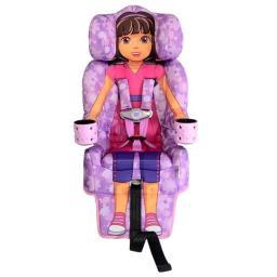 Nickelodeon 65501DOR KidsEmbrace Friendship Combination Booster Car Seat - Dora & Friends