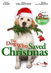 Dog who saved christmas (dvd) DP2474D