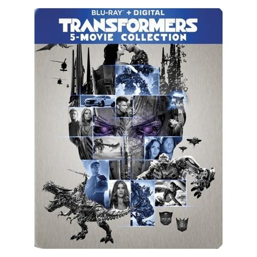 Transformers-5 movie collection (blu ray) QL8AC3IEYPPLZBGO