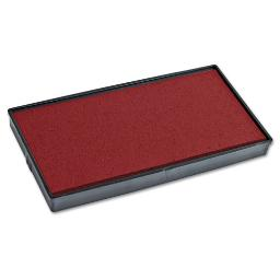 Replacement Ink Pad For 2000Plus 1Si20Pgl Red   Total Quantity: 1