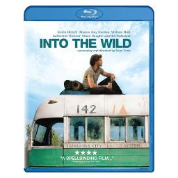 Into the wild (blu ray) (5.1 dol dig/5.1 dol tru hd/ws/eng sdh/re-release) BR59159977