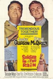Soldier in the Rain Movie Poster Print (27 x 40) MOVIF0442