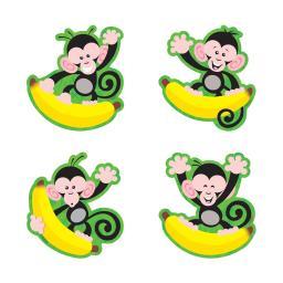 Trend enterprises inc monkeys bananas accents variety pk 0818