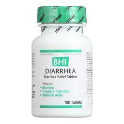 Bhi Diarrhea Relief - 100 Tablets