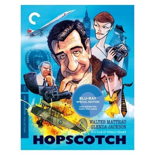 Hopscotch (blu ray) (ws/2.35:1/16x9) VWUP0EHVI4LCBVBD