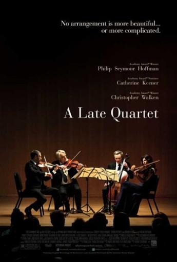 A Late Quartet Movie Poster (11 x 17) AQ27THKM8P7JOF7T