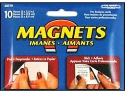 Tms40010 the magnet source magnet for business cards 10pc