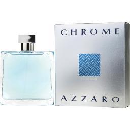 CHROME by Azzaro EDT SPRAY 3.4 OZ (Package Of 4)