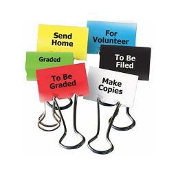 Top notch teacher products 5 pk things to do teacher clips 2303bn