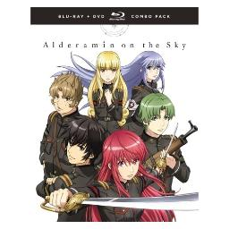 Alderamin on the sky-complete series (blu-ray/dvd combo/4 disc) BRCR01413