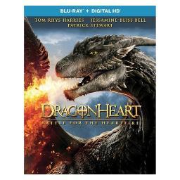 Dragonheart-battle for the heartfire (blu ray w/digital hd) BR63187255
