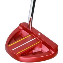 Orlimar Golf Red F70 Mallet Putter,  Brand New