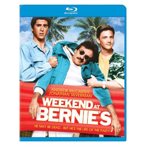 Weekend at bernies (blu-ray/ws-1.85/eng sdh-sp-fr sub) XQFOLDXQRIWM4JVL
