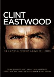 Clint eastwood-universal pictures 7 movie collection (dvd) (7discs) D61169612D