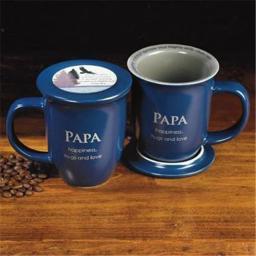 abbey-press-14652x-mug-papa-with-coaster-blue-with-gray-interior-bib5jikegbkqhnfe