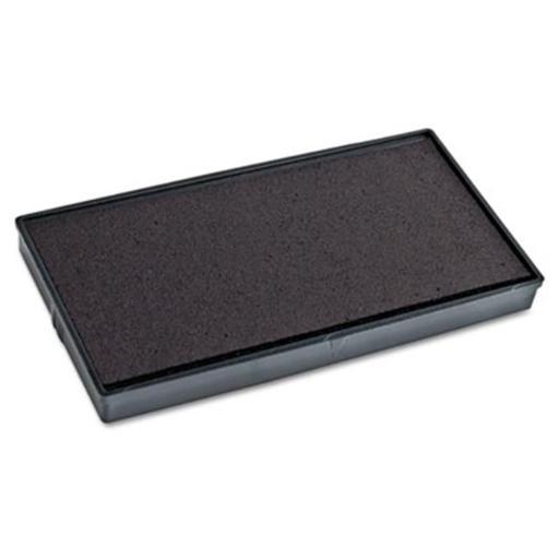 2000 Plus 065471 Replacement Ink Pad for Printer P40 & Dual Pad Printer P40 Black