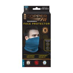 Copper Fit Guardwell Cooling Face Protector 1 pk - Case Of: 1;