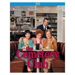 Cemetery club (blu-ray/1993/ws 1.85) BRK22617