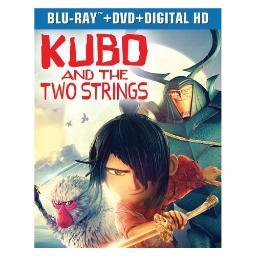 Kubo & the two strings (blu ray/dvd w/digital hd) BR62174366