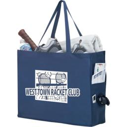 AAB Y2KP20616 Y2K Totes with Side Pockets - Pack of 100