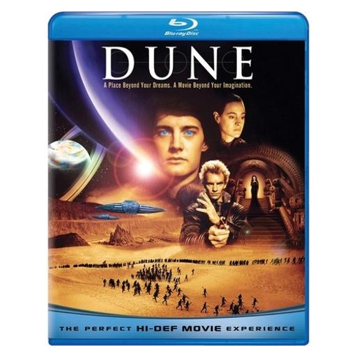 Dune (blu ray) (eng sdh/span/fren/dts-hd) ZJBNPEYUKOJKYEKT
