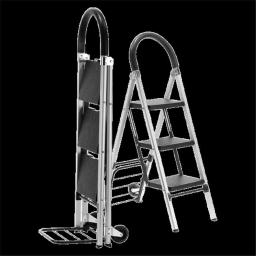 Conair-travel Smart Rg6288 300 Lbs & 225 Lbs Ladder Ii Hand Cart