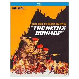 Devils brigade (blu-ray/1968/ws 2.35/english) BRK21628
