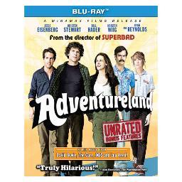 Adventureland (blu ray) (ws/eng/eng sub/span sub/fren sub/2.0 dd/5.1dd/5.1 BR30025