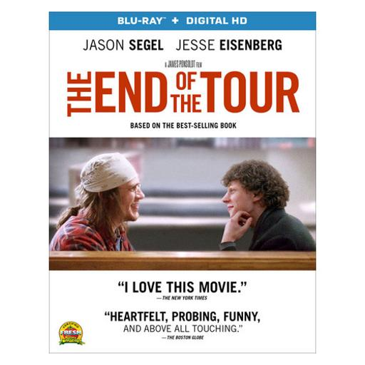 End of the tour (blu ray) (ws/eng/eng sub/span sub/eng sdh/5.1 dts-hd) PEHOD6SFZQZP2C4C