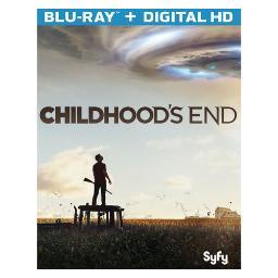 Childhoods end (blu ray w/digital hd) (miniseries) BR61175208