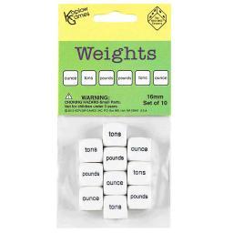 Koplow games inc weights dice 18006