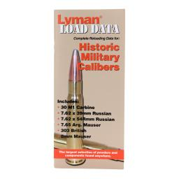 Lyman 9780016 lyman 9780016 load data book old military calibers