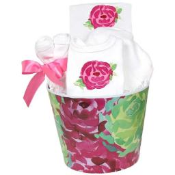 Raindrops 40060R Blooming Flowers Accessory Gift Set, Roses - 8 Piece