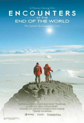Encounters at the End of the World Movie Poster (11 x 17) 1EAFL6X7KQ1MAPMR