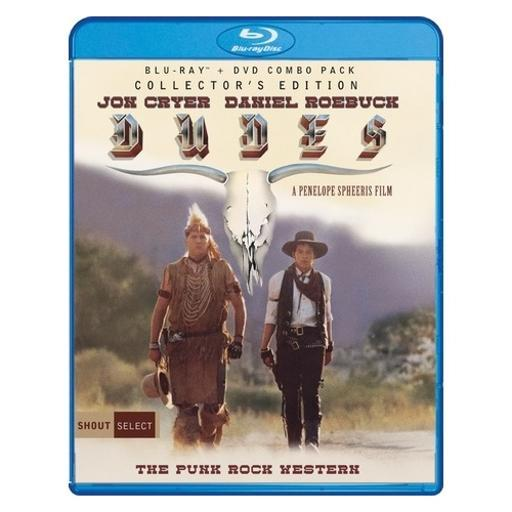 Dudes collectors edition (blu ray/dvd combo) (2discs/ws/1.78:1) 1300669