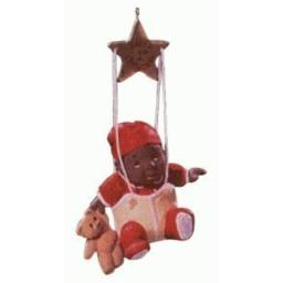 Hallmark Keepsake Ornament Babys First Christmas 1998