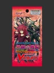 cardfight Vanguard - cavalry of Black Steel - Booster Pack by Bushiroad