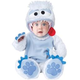 Abominable Snowbaby Infant Costume Blue
