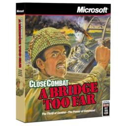 Close Combat: A Bridge Too Far (Jewel Case) - PC
