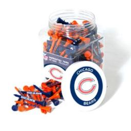 NFL Chicago Bears 175-Count Golf Tees
