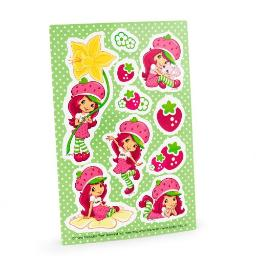 C4L Strawberry Shortcake Party Stickers