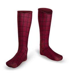 Disguise Marvel The Amazing Spider-Man 2 Movie Child Boot Covers, One Size Child