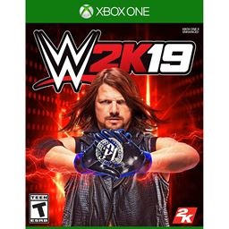 Xbox One WWE-2K19 Video Game Standard Edition