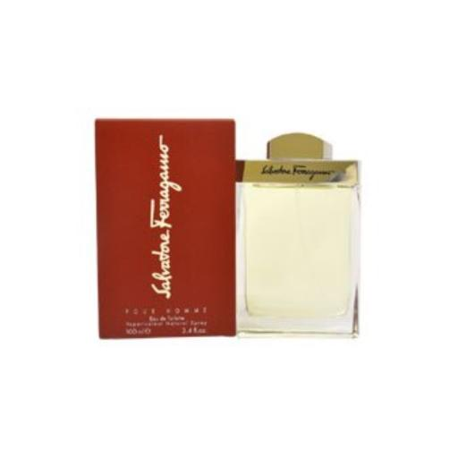 SALVATORE FERRAGAMO by Salvatore Ferragamo EDT SPRAY 3.4 OZ for MEN SALVATORE FERRAGAMO by Salvatore Ferragamo EDT SPRAY 3.4 OZ for MEN