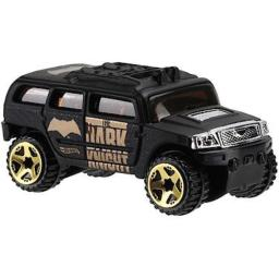 Hot Wheels, Batman V Superman: Dawn of Justice Bundle of 8 Die-Cast Cars