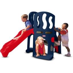 Little Tikes Hide and Slide Climber (Blue/Red)