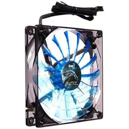AeroCool Shark 140mm Blue Edition Cooling Fan EN55468