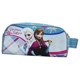 Disney Frozen and Anna Blossom Pochette Handbag Cosmetic Vanity Bag