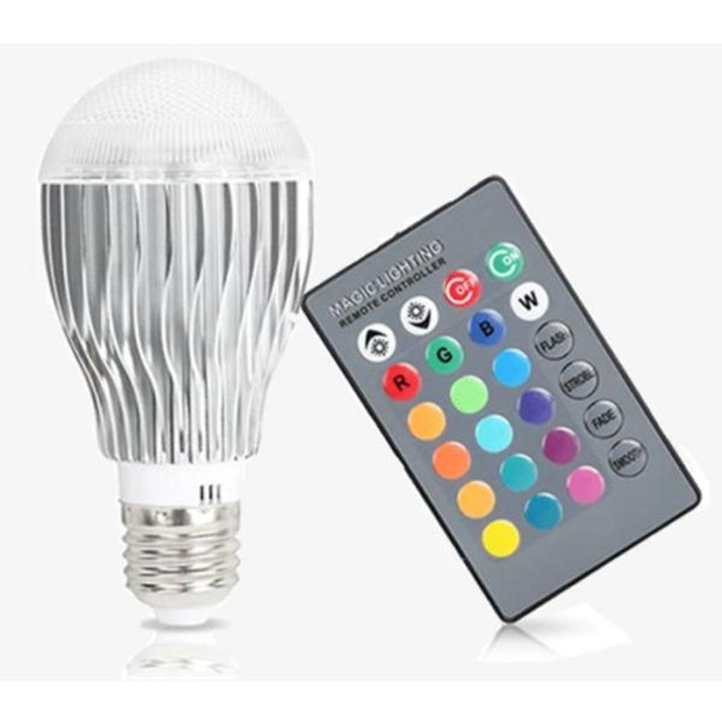 Led Color Lights With Remote Control - Bringing Light To Your Life With Just A Click!